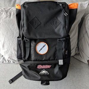 Penfield Dixon Black Backpack